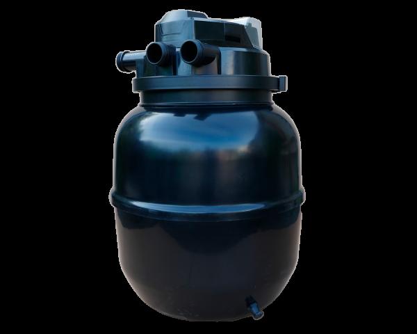 pondlink filter 40000. Pressure filter for ponds